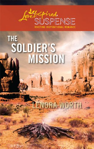 The Soldier's Mission (Love Inspired Suspense)