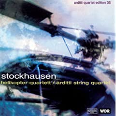 Stockhausen: Helikopter-Quartett