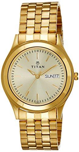 Titan-Analog-Gold-Dial-Mens-Watch-1648YM05