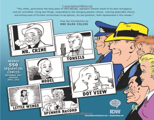 Complete Chester Gould's Dick Tracy Volume 21: By Gould, Chester Gould, Chest...