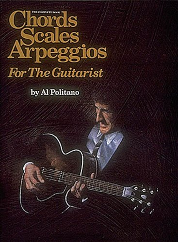 The Complete Book: Chords, Scales, and Arpeggios for the Guitarist PDF