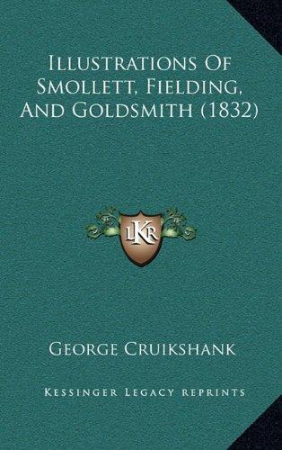 Illustrations of Smollett, Fielding, and Goldsmith (1832)