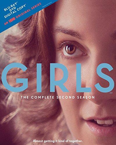 Girls: Season 2 (Blu-ray/DVD Combo + Digital Copy)