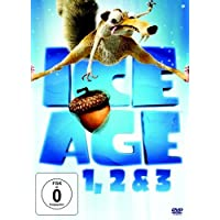 Ice Age - Box Set Teil 1, 2 & 3 [3 DVDs]
