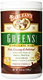 Barlean's Organic Oils Greens, Chocolate Silk, 9.52 Ounce