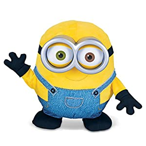 Minions Movie Talking Sing N Dance Bob
