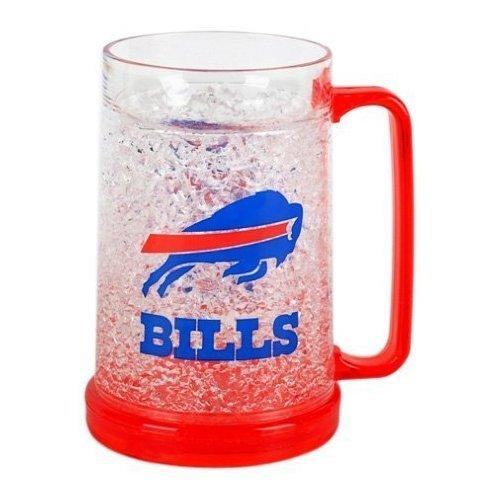 Buffalo Bills 16Oz Crystal Freezer Mug
