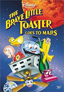 Amazon.com: The Brave Little Toaster Goes to Mars: Farrah
