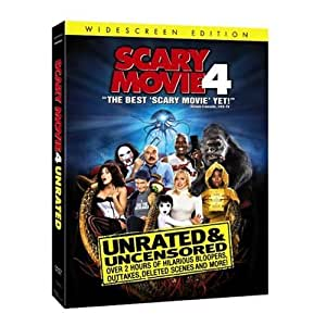Scary Movie 4 (Widescreen)