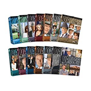 Dallas: The Complete Collection (Seasons 1-14 + Movies)	$219.99