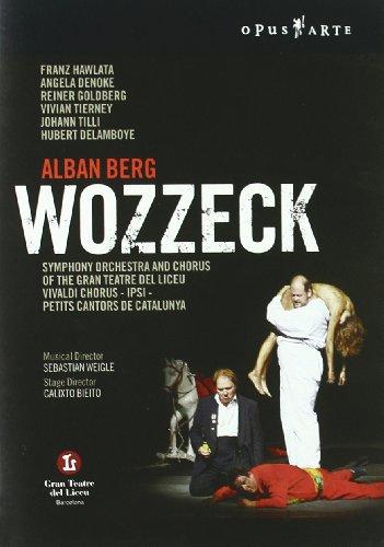 Wozzek -Teatre Liceu-(Weigle)  Alban Berg - DVD