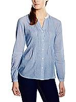 Springfield Camisa Mujer (Azul)