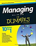 img - for Managing All-in-One For Dummies book / textbook / text book