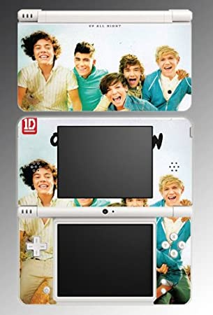One Direction Up All Night Only Girl Game Vinyl Decal Cover Skin Protector 33 for Nintendo DSi XL