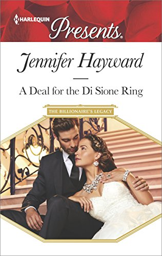 A Deal for the Di Sione Ring (The Billionaire's Legacy) (Italian Hero Ring compare prices)