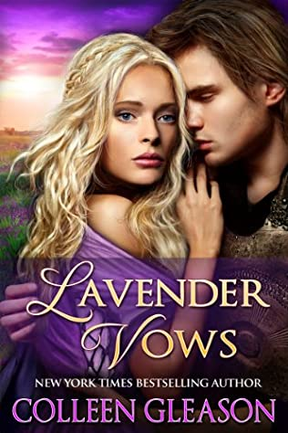 book cover of Lavender Vows