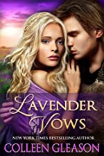 Lavender Vows: A Mini-Novel (The Medieval Herb Garden Series)