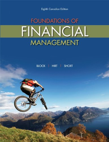 Foundations of Financial Management, 8th Cdn edition with iStudy Access Card