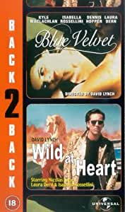Blue Velvet/Wild At Heart [VHS]