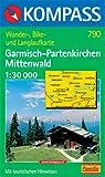 Kompass Karten, Garmisch-Partenkirchen, Mittenwald
