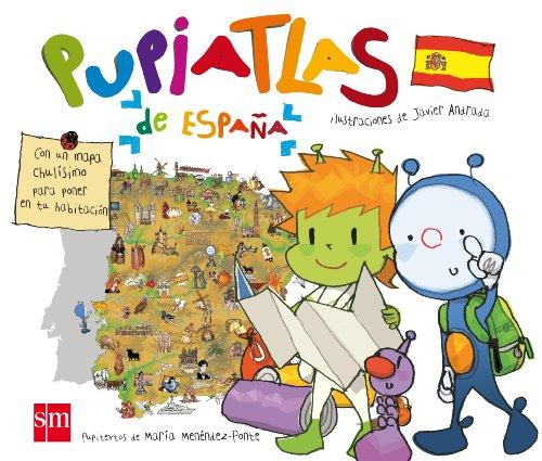 PupiATLAS de España (Pupi Especiales (sm))