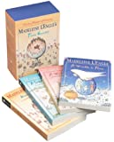 Madeleine L'Engle's Time Quartet Box Set (A Wrinkle in Time, A Wind in the Door, A Swiftly Tilting Planet, Many Waters)