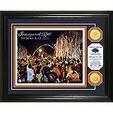 "NCAA Auburn Tigers 2016 Oaks Inaugural Roll Bronze Coin Photo Mint, 17"" X 13"" X 4"""