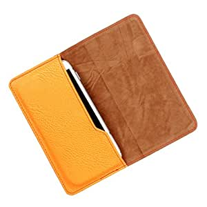 DooDa PU Leather Case Cover For Micromax Canvas 4+