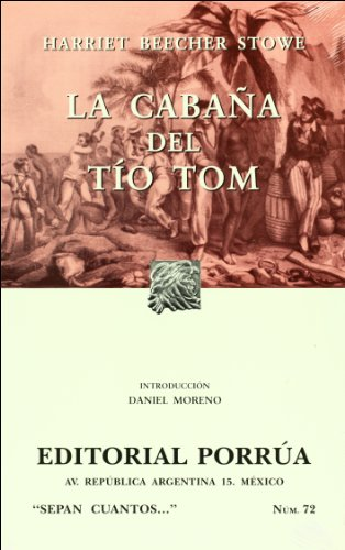 La cabana del tio Tom (SC072) (Spanish Edition) PDF