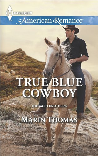 Image of True Blue Cowboy (The Cash Brothers Book 5)