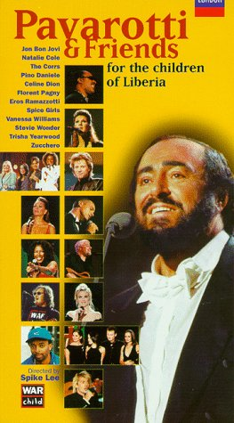 Pavarotti & Friends Liberia
