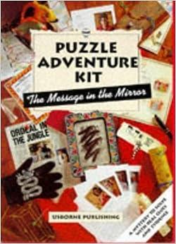 puzzle adventure