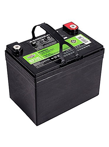 Sealed Lead Acid (AGM) Deep Cycle Battery - DCM0035 replacement battery