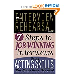 The Interview Rehearsal Book