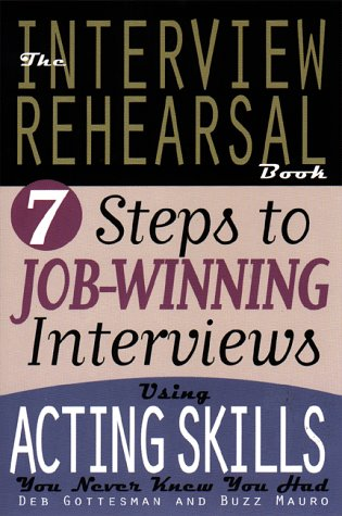 Image for The Interview Rehearsal Book