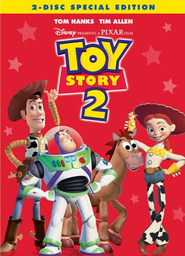 Cover art for  Toy Story 2 (Two-Disc Special Edition)