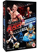 WWE - Best Of Raw & SmackDown 2011 [DVD]