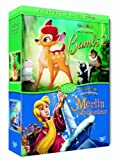 echange, troc Bambi 2 / Merlin l'enchanteur - Bipack 2 DVD