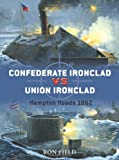 Confederate Ironclad vs Union Ironclad: Hampton Roads 1862 (Duel)