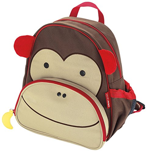 Skip Hop Zoo Monkey, Zaino