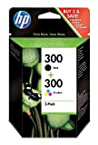 HP 300 - Print cartridge - 1 x black, yellow, cyan, magenta - 200 pages