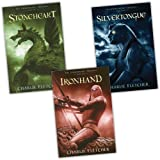 Charlie Fletcher Stoneheart Trilogy 3 Books Collection Pack Set RRP: �32.97 (Silvertongue, Ironhand, Stoneheart)by Charlie Fletcher
