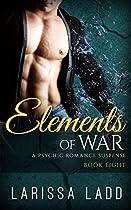 Elements of War (A Psychic Romance Suspense Book 8)