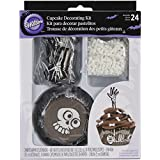 Wilton Skeleton Cupcake Combo Pack, # 415-7081- Discontinued By Manufacturer