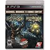 BioShock Ultimate Rapture Edition - Playstation 3