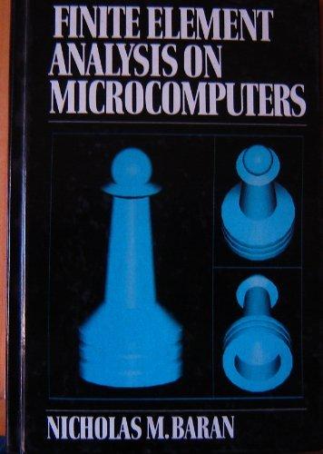 Finite Element Analysis on Microcomputers PDF