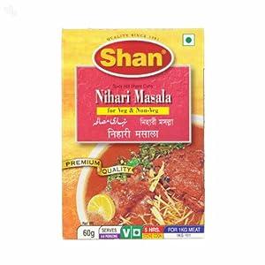 Shan Nihari Curry Mix - 60g