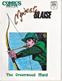 Comics Revue Presents- Modesty Blaise #7- The Greenwood Maid