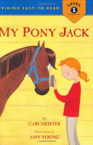 My Pony Jack (Viking Easy-to-Read)
