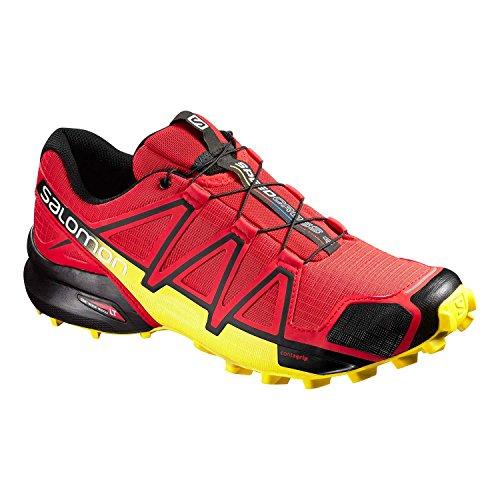 salomon-l38115400-zapatillas-de-trail-running-para-hombre-rojo-radiant-red-black-corona-yellow-44-eu